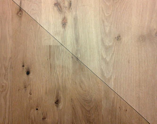 Winchester C grade reclaimed flooring