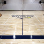 Dubois Christian Schools Gym Floor