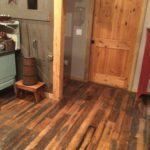 Lexington reclaimed flooring