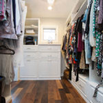 Lutsen Walk-In Closet