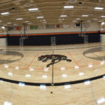 Missoula MT Gym Floor