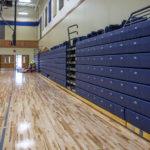 St. Francis Borgia Gym Floor