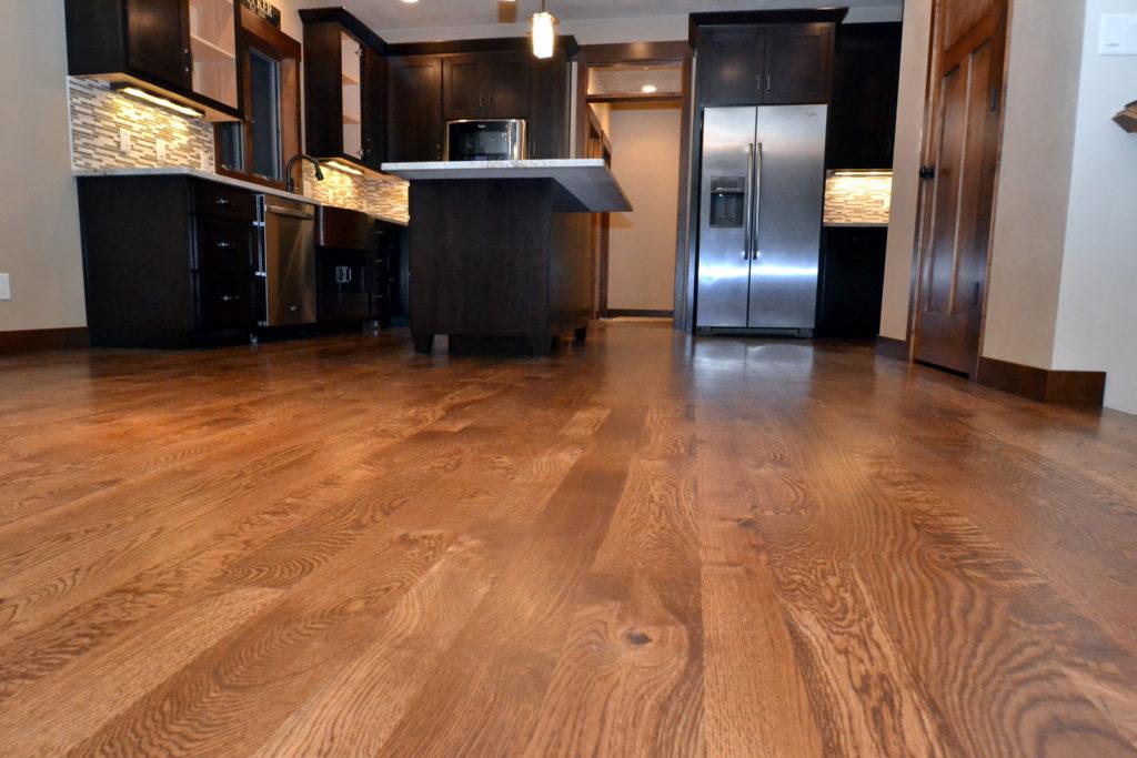 White Oak Cascade Flooring